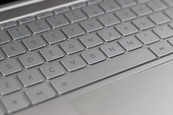Xiaomi Mi Notebook Air Tastatur