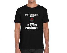 pokemon-dont-bother-me-shirt