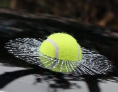 tennisball sticker 01