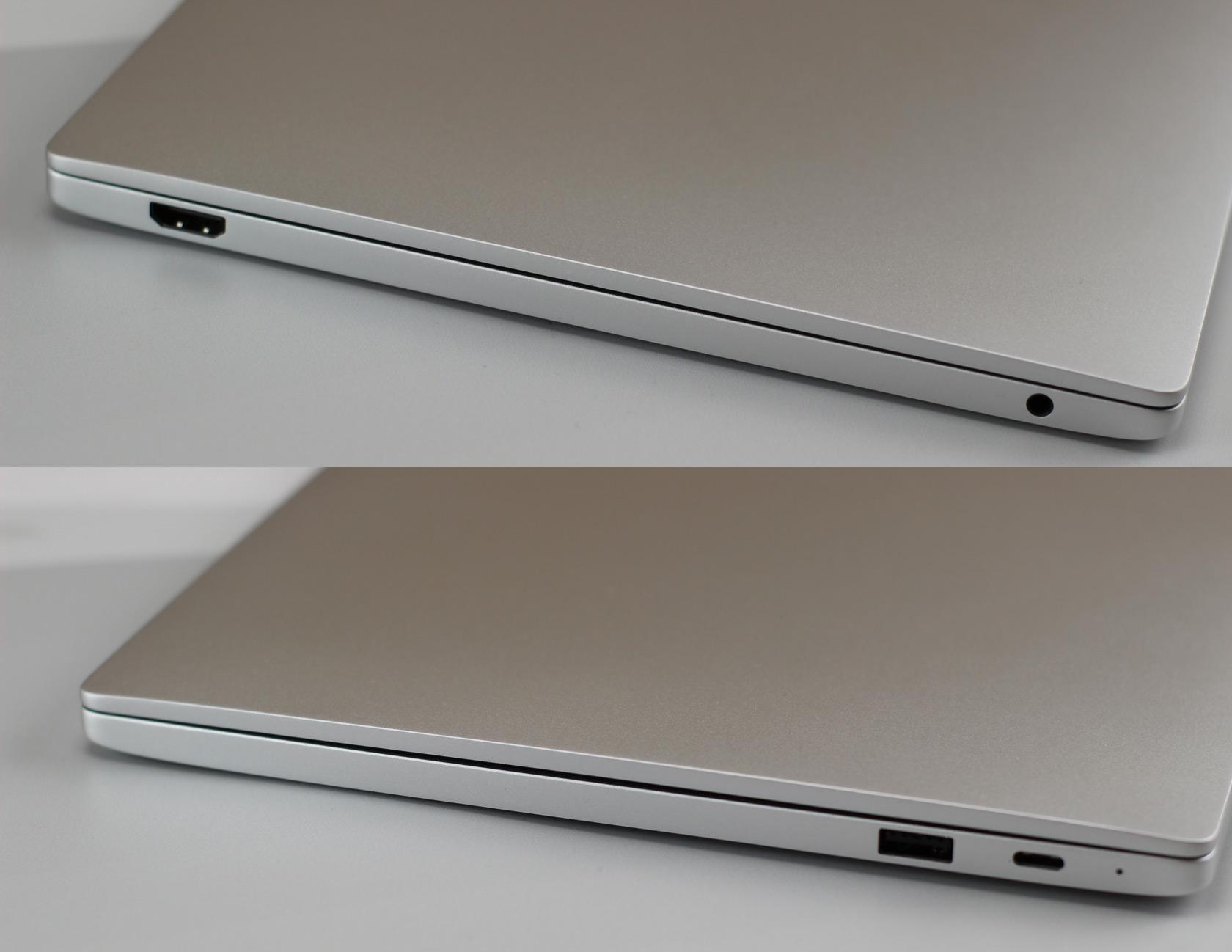 Wenige Anschlussmöglichkeiten beim Xiaomi Mi Air