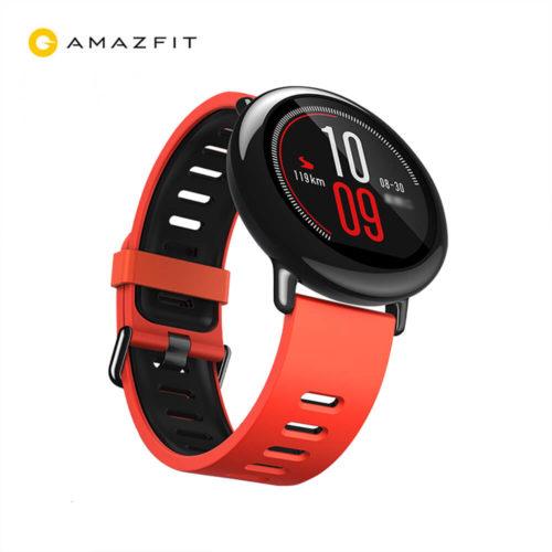 Xiaomi Huami Amazfit Smartwatch Design