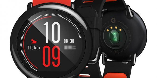 Xiaomis Smarte Uhr Huami Amazfit Smartwatch Mit Gps