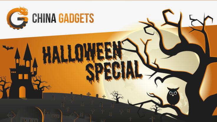 China Gadgets Halloween