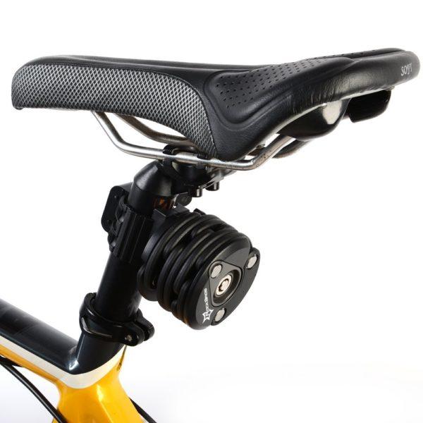 RockBros Design-Fahrradschloss Anbringung