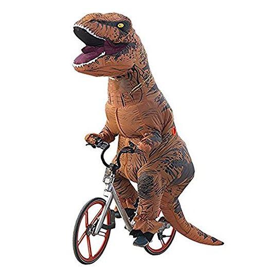 Halloween Dinosaurier Kostüm