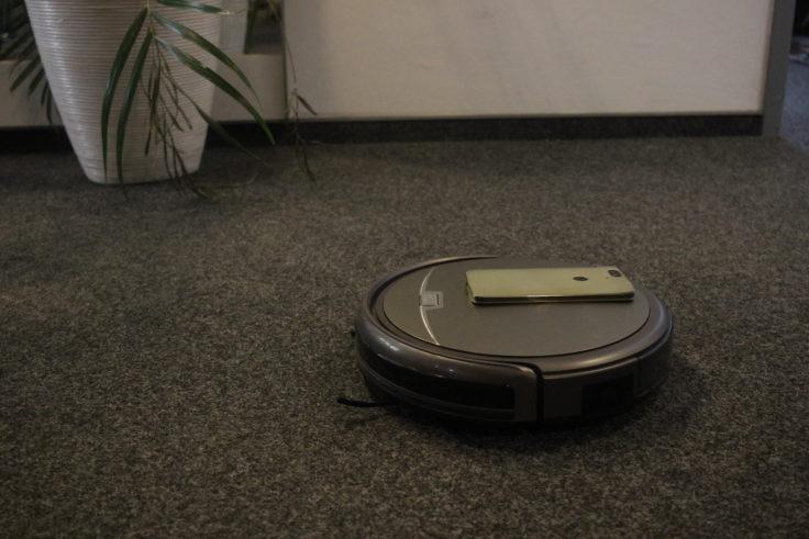 ILIFE A4 Saugroboter Kamera