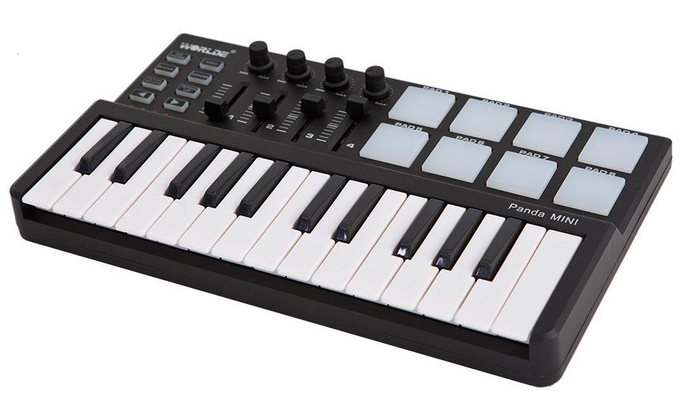 Panda Mini Midi-Keyboard