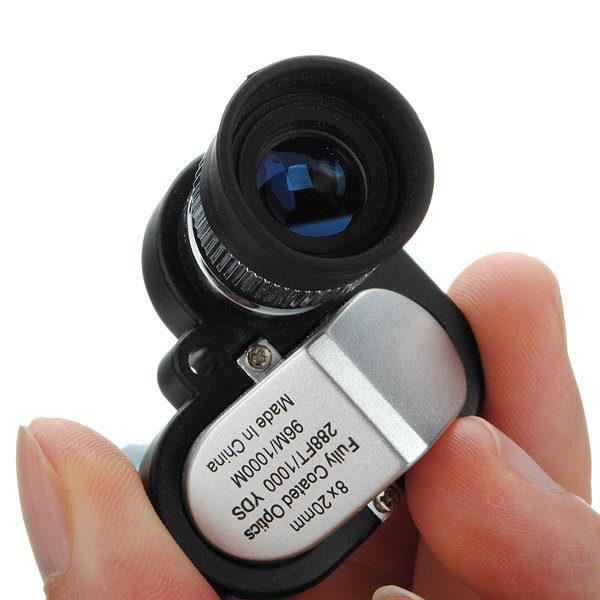 Mini Teleskop Fernglas Weitsicht