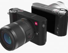 YI M1 Systemkamera mit Wechselobjektiven vorgestellt