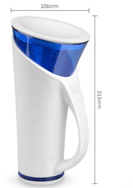Smart Cup Becher Maße