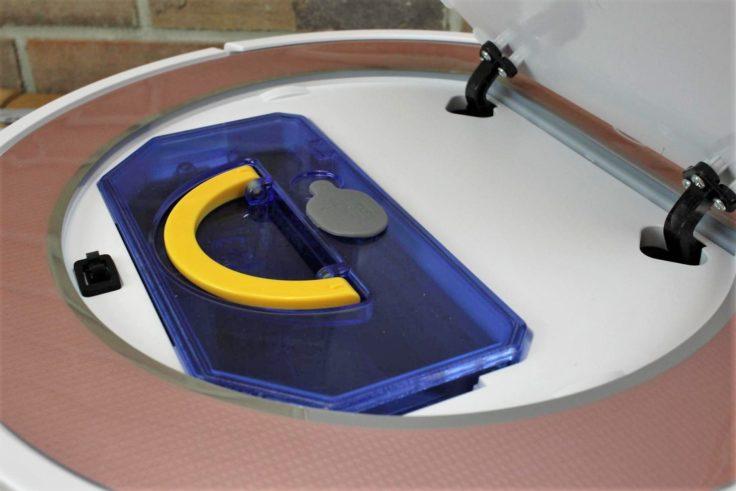 ILIFE V7S Saugroboter Wassertank mit größerem Volumen