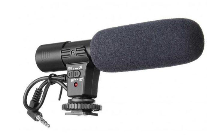 sidande mic-01 Kamera-Mikrofon