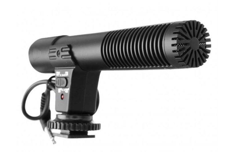 Sidande Mic-01 Kamera-Mikrofon Aufsatz