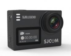 SJCAM SJ6 LEGEND angekündigt: 4k ActionCam für 144,69€