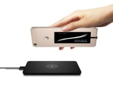 Qi-Adapter mit USB Type-C für 4,61€