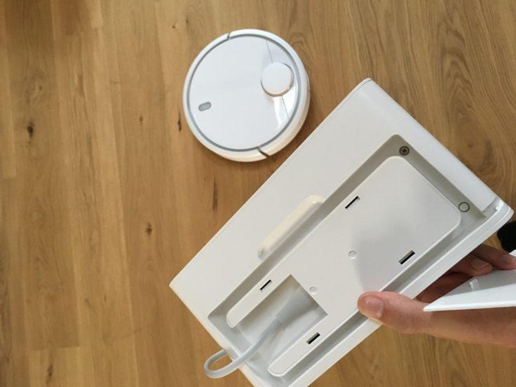Xiaomi Staubsaugerroboter Ladestation