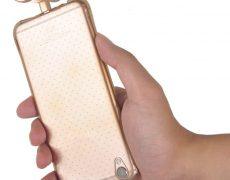 elektrischer Rasierer fürs Smartphone