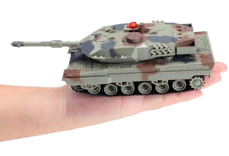 Huanqi H500 Bluetooth-Panzer Maße