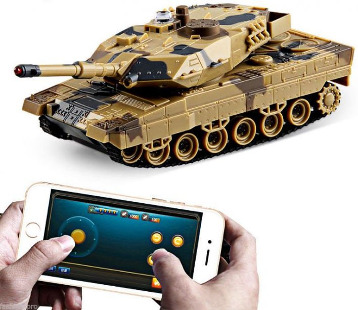 Huanqi H500 Bluetooth-Panzer