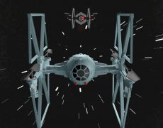 Tie Fighter Quadcopter für 47,68€