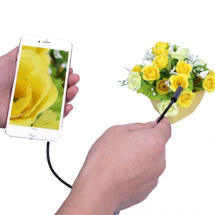 Smartphone Endoskop Kamera