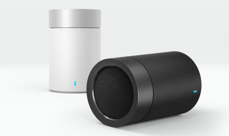 Xiaomi Mi Speaker 2 in weiß und schwarz