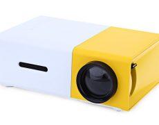 YG-300 tragbare LCD-Beamer