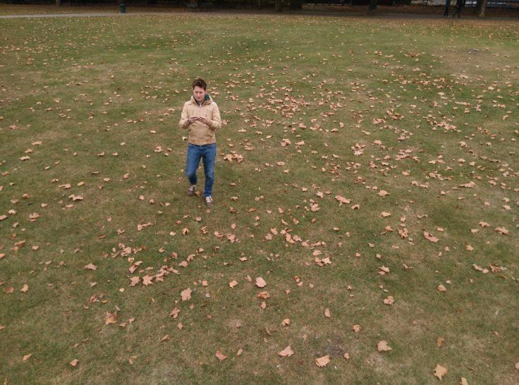 Zerotech DOBBY 4K Selfie Drohne Herbst