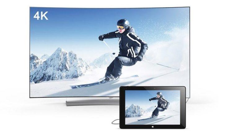 Cube iWork 10 Ultimate Smart-TV