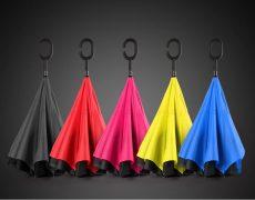 Regenschirm Double Layer