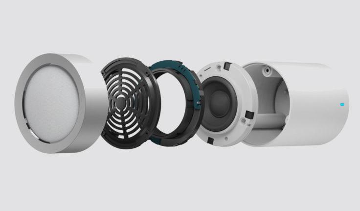 Der innere Aufbau des Xiaomi Mi Speakers