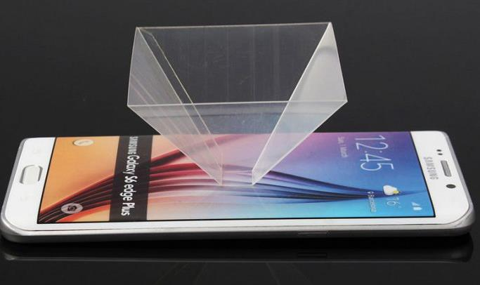 3D Holographischer Display