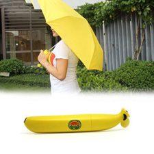 Bananen-Regenschirm
