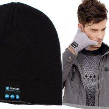 Bluetooth Mütze und Handschuhe