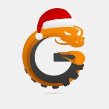CG Logo Weihnachten