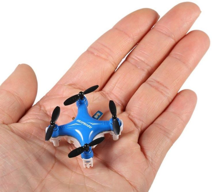 Der Fayee FY804 Quadrocopter