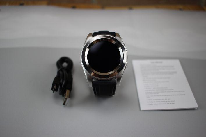 No. 1 G6 Smartwatch mit Zubehör