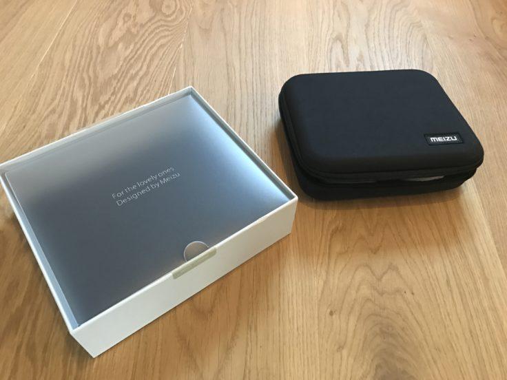 Meizu 50 HD Verpackung