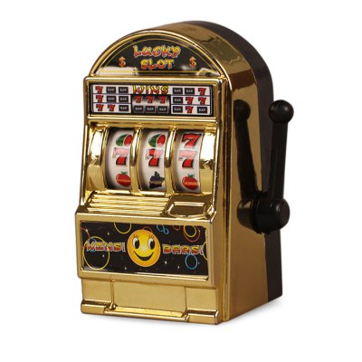 "Mini Spielautomat ""Einarmiger Bandit"""