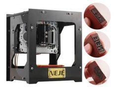 NEJE DK-8-KZ Lasergravur-Maschine