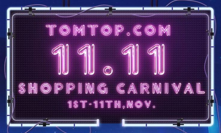TomTop 11.11.