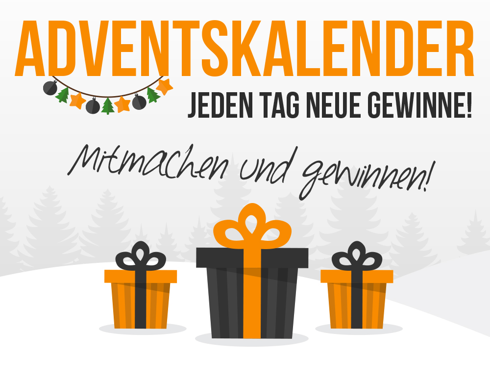 cg adventskalender 2017 t glich coole gadgets gewinnen. Black Bedroom Furniture Sets. Home Design Ideas