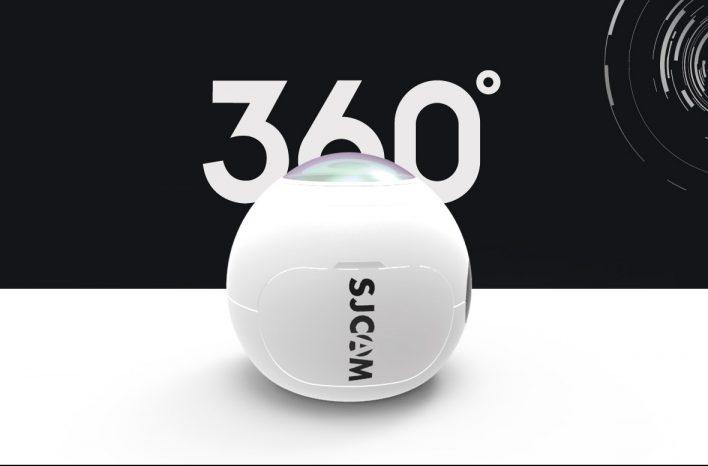 SJCAM SJ360 Panorama 2K Actioncam
