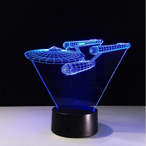 3D USS Enterprise