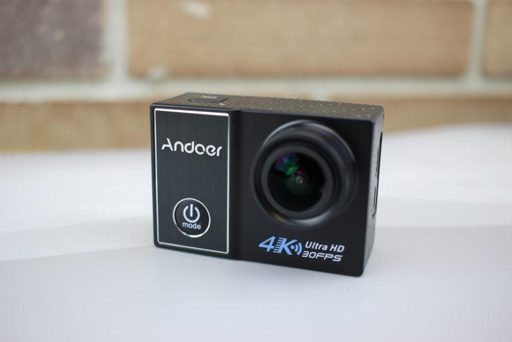 Andoer C5 Pro Actioncam
