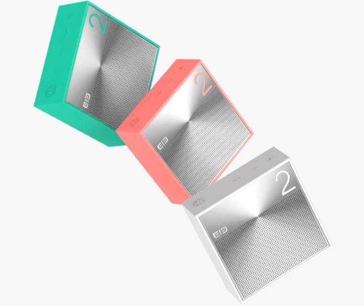 Elephone ELE Box Speaker in verschiedenen Farben