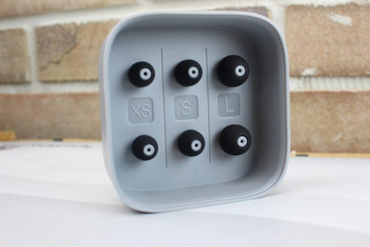 Xiaomi Piston Pro Kopfhörer Größen