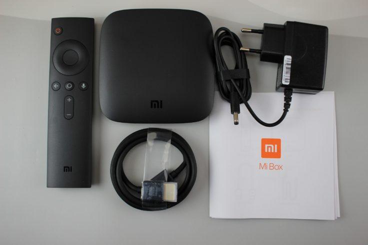 Xiaomi Mi TV Box Zubehör