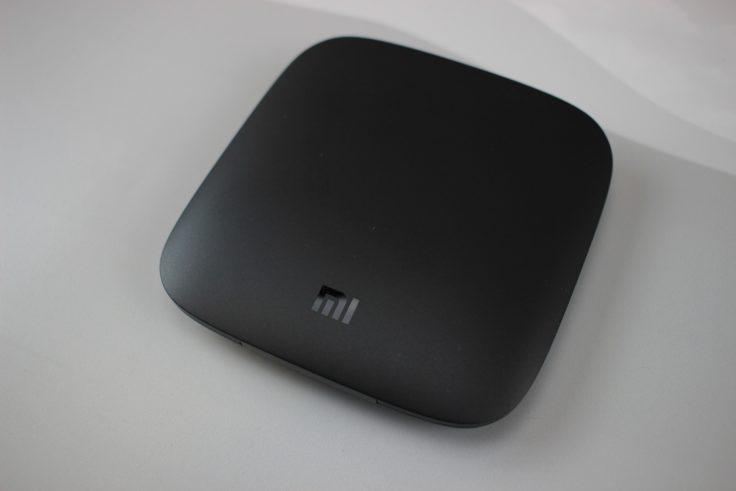 Xiaomi Mi TV Box Design