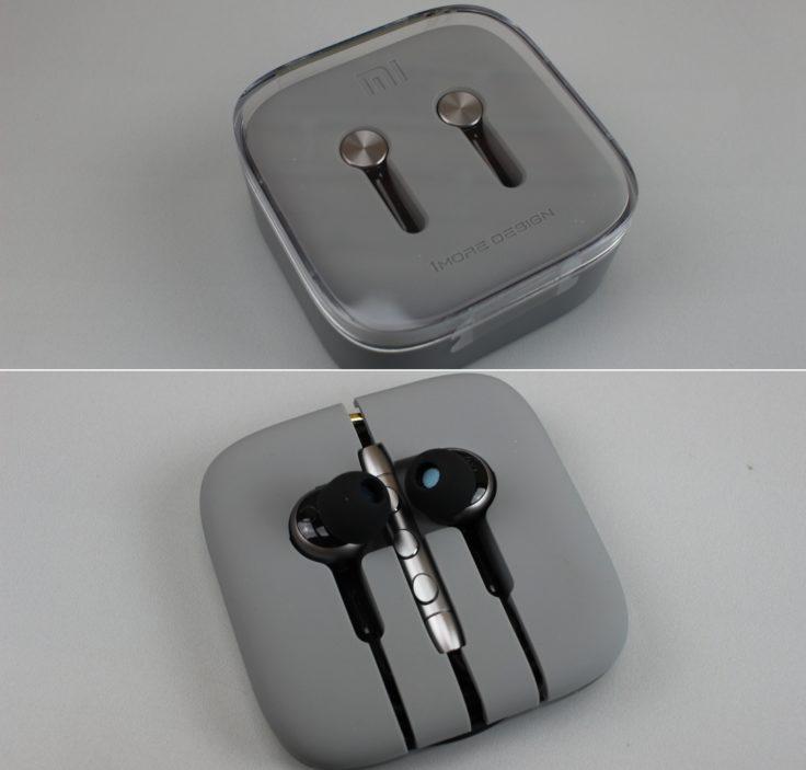 Xiaomi Piston Pro Kopfhörer Verpackung